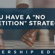No Competition Strategy - Bill Caskey Podcast